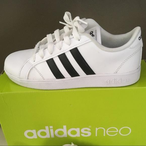 2ec0ffad217 adidas Other - Adidas Neo Baseline K